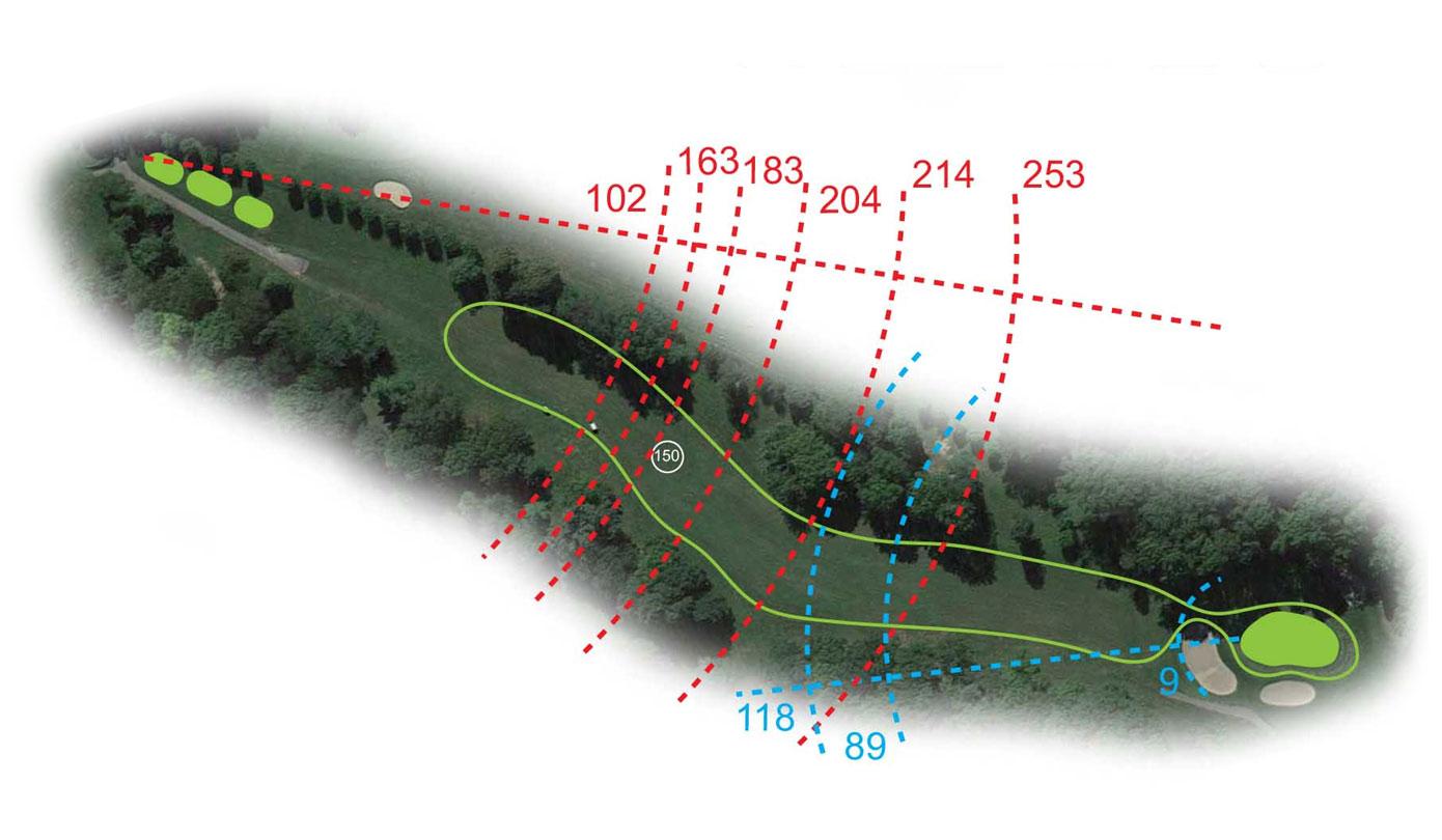 Trou 12 – Il Nobel-Golf-Club-Le-Fronde-Avigliana